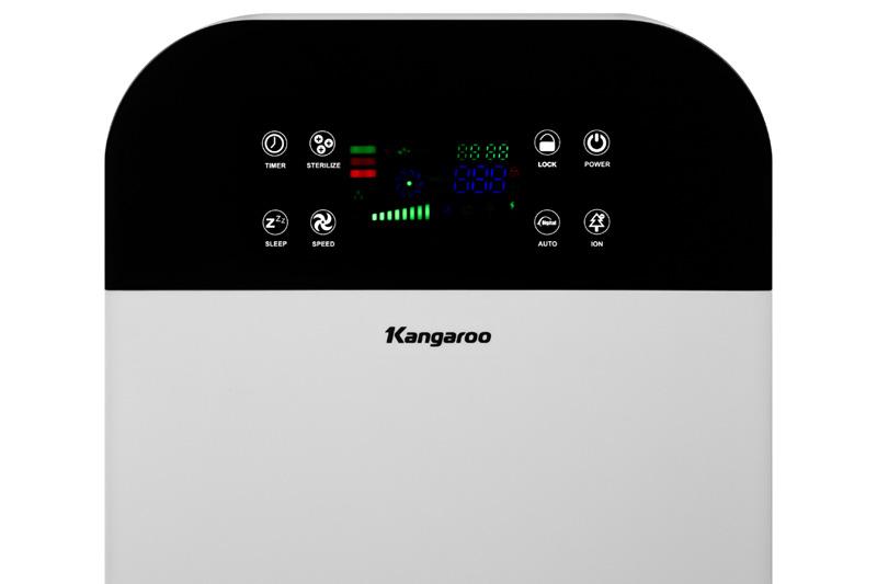 Dễ dùng - Máy lọc không khí Kangaroo KG40AP