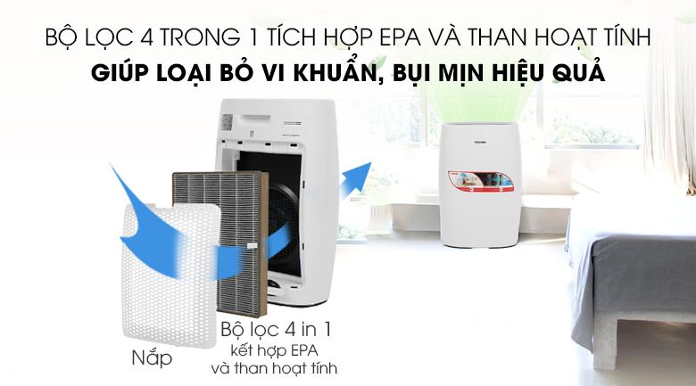 Bộ lọc - Máy lọc không khí Toshiba CAF-N30(W)VN