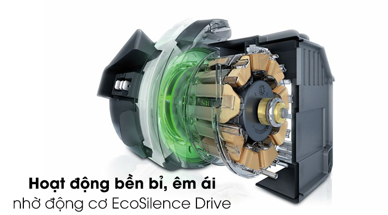 Máy rửa chén Bosch SMS63L08EA 2400W - Động cơ EcoSilence Drive