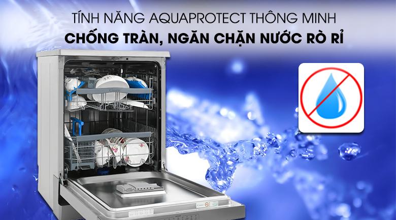 Tính năng AQUAPROTECT - Máy rửa chén Candy CDPN 4D620PX 2150W