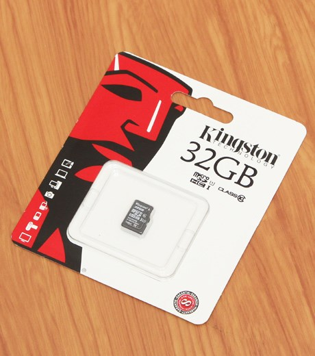 Thẻ nhớ Thẻ nhớ Micro 32GB class 10 Kingston