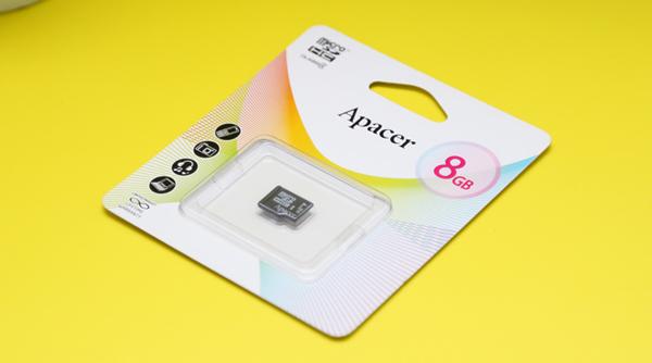 Thẻ nhớ MicroSD 8Gb Class 4
