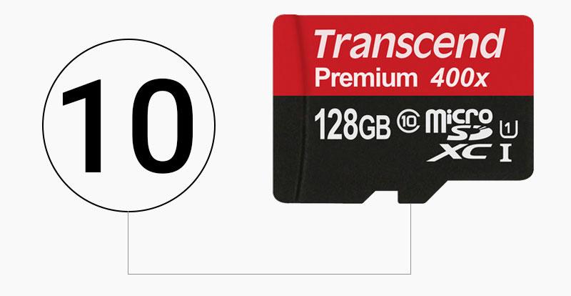 Thẻ nhớ MicroSD 128 GB Class 10 chuẩn class 10