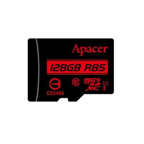 Thẻ nhớ Micro SD 128 GB Apacer Class 10 kèm Adapter