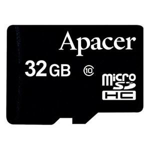 Thẻ nhớ Micro SD 32 GB Apacer Class 10