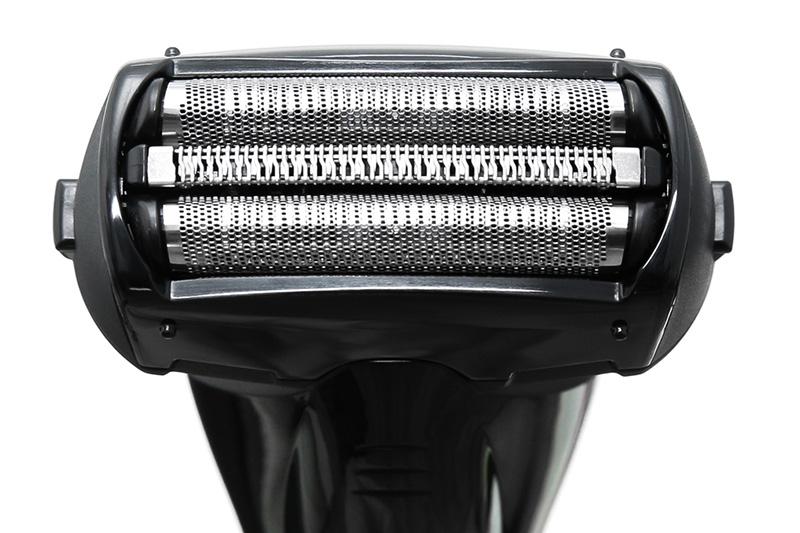 Cạo thật sạch và an toàn trên da - Máy cạo râu Panasonic ES-SL10-K401