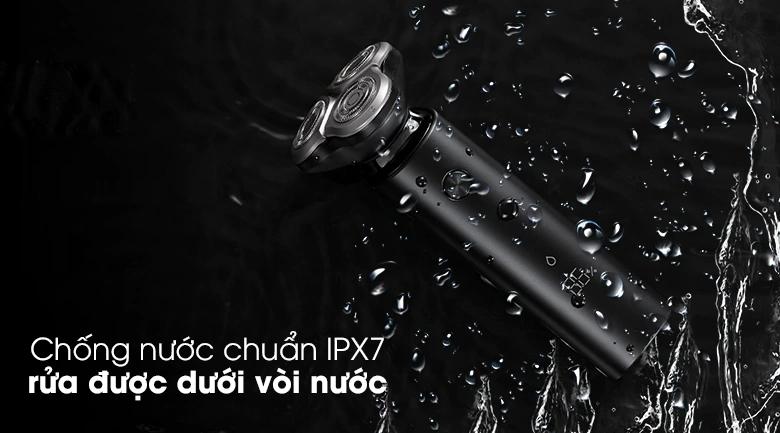 Máy cạo râu Xiaomi S500 NUN4131GL - Đạt chỉ số chống nước IPX7