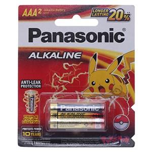 PIN ALKALINE AAA LR03T/2BPKV ( LR03T/2B-V)