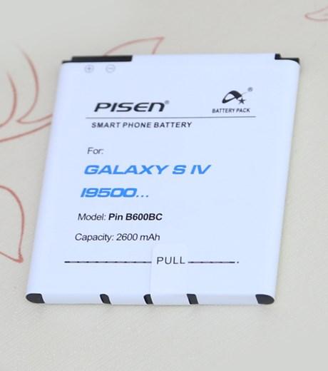Pin Samsung Galaxy S IV Pisen