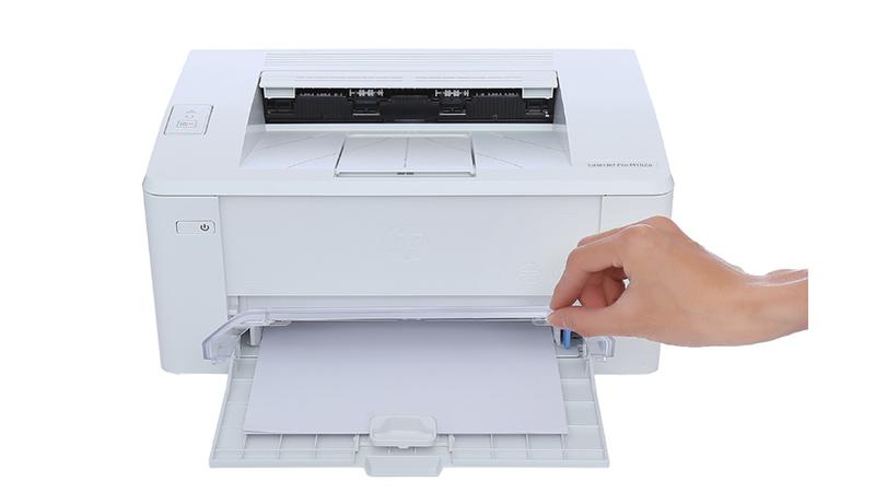 Máy in laser HP Pro M102a G3Q34A - Khay chứa giấy tiêu chuẩn 150 tờ