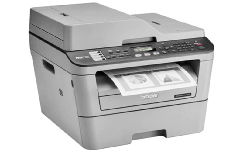 Máy in laser đa chức năng Brother MFC-L2701D - Tạo ra những bản in, scan, photo chất lượng