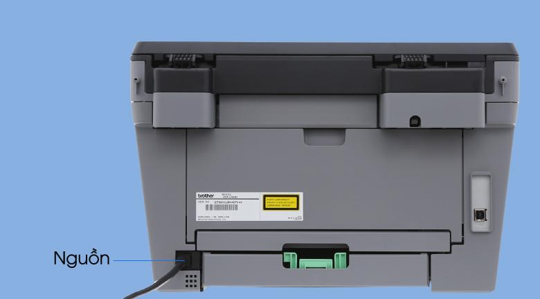 Nguồn - Máy in Laser đa năng Brother DCP-L2520D