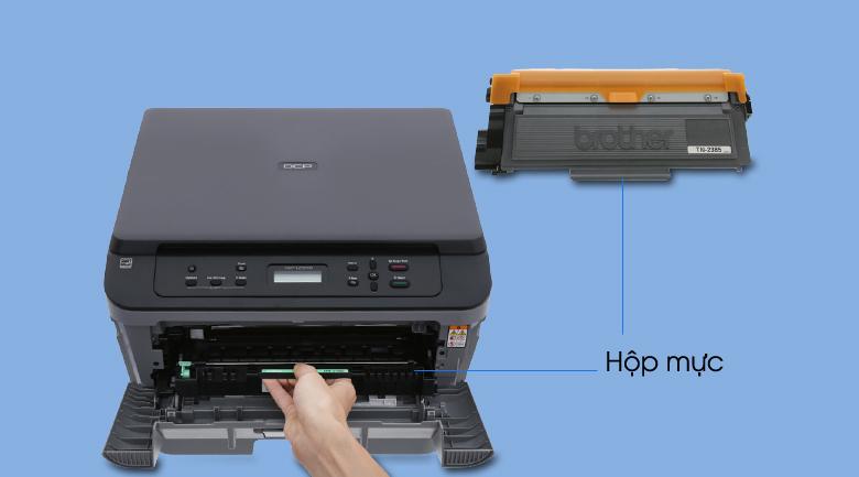 Hộp mực - Máy in Laser đa năng Brother DCP-L2520D