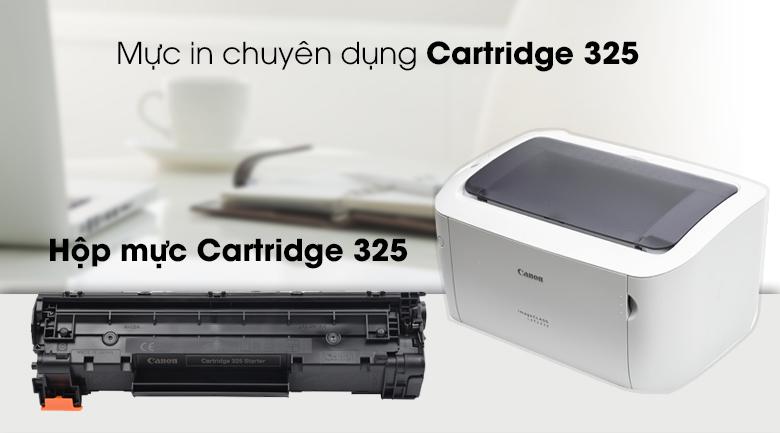 Máy in Laser Canon LBP 6030 - Mực in chính hãng
