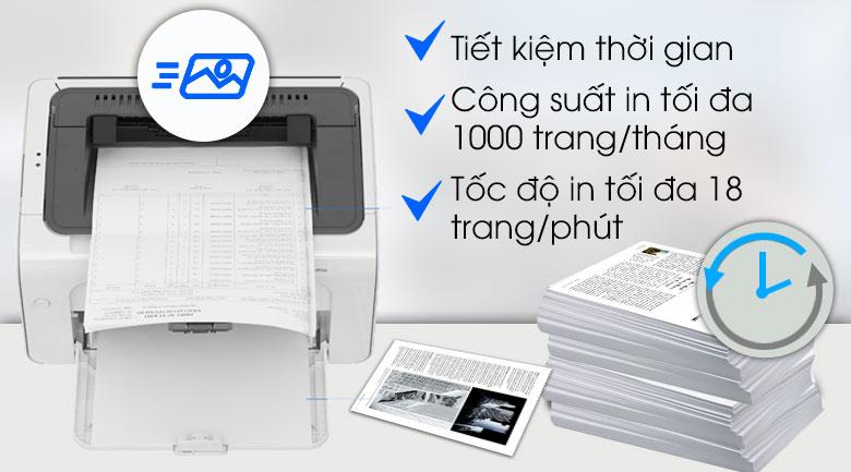 Máy in HP LaserJet Pro M12a (T0L45A)