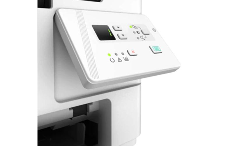 Máy in đa chức năng HP LaserJet Pro MFP M26nw - Bảng điều khiển dể sử dụng