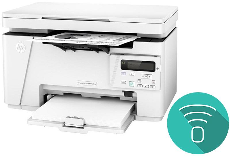 Máy in đa chức năng HP LaserJet Pro MFP M26nw - In không dây tiện lợi