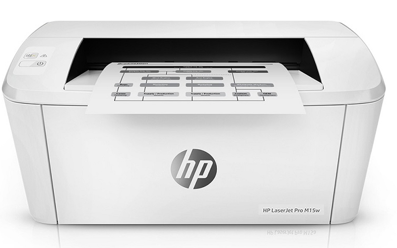 Chất lượng hình ảnh cao - Máy in HP LaserJet Pro M15w WI-FI (W2G51A)