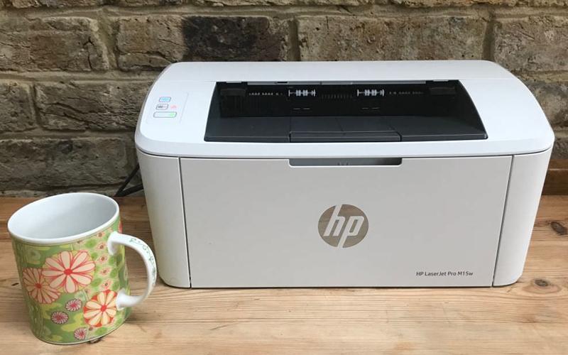Máy in HP LaserJet Pro M15w WI-FI (W2G51A)