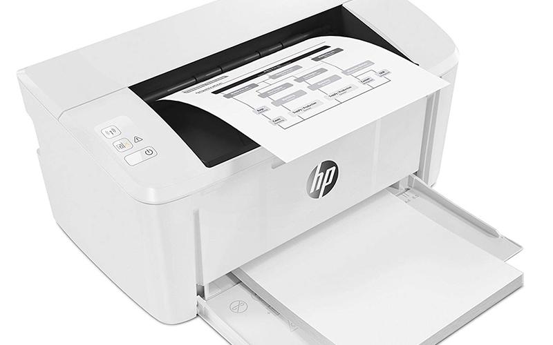 In 18 trang/phút - Máy in HP LaserJet Pro M15w WI-FI (W2G51A)