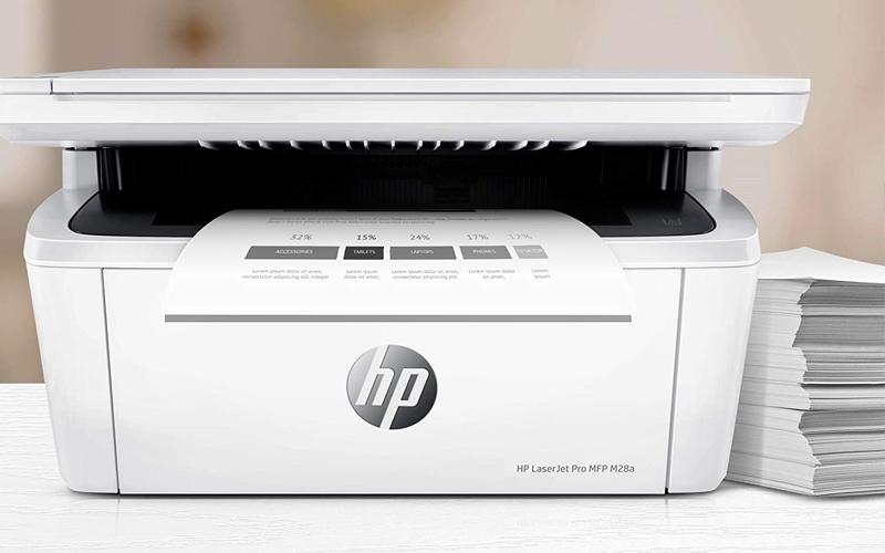 Tốc độ in nhanh chóng - Máy in HP LaserJet Pro MFP M28a (W2G54A)