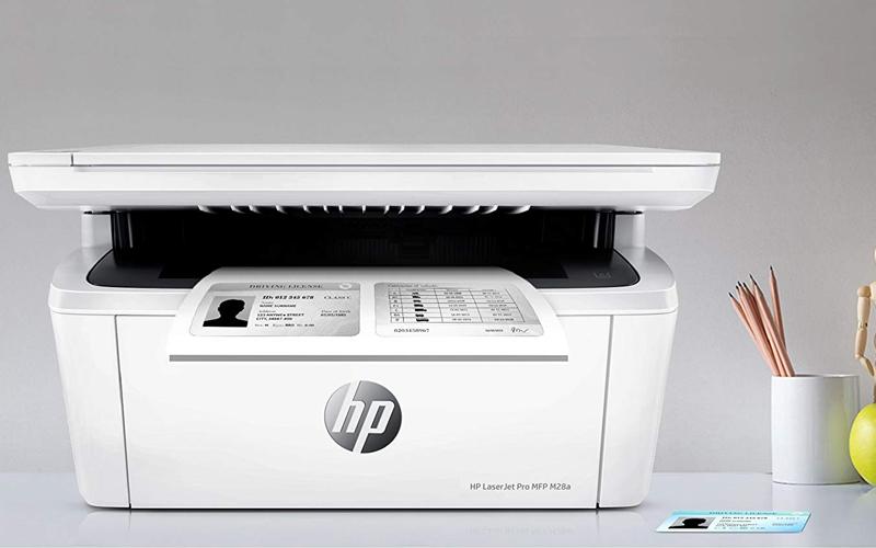 Chất lượng hình ảnh cao - Máy in HP LaserJet Pro MFP M28a (W2G54A)