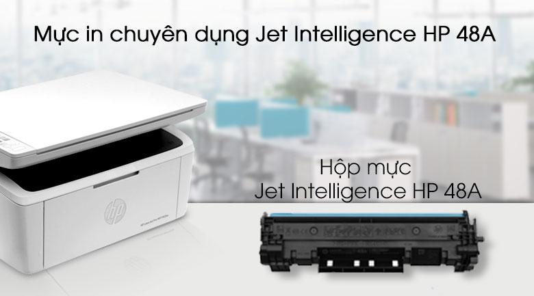 Máy in đa năng HP LaserJet Pro MFP M28w W2G55A Wifi - Mực máy in chính hãng