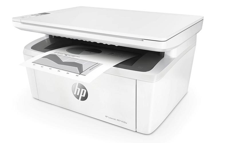 Chất lượng in sắc nét - HP LaserJet Pro MFP M28w WI-FI (W2G55A)