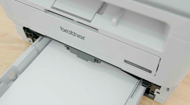 Máy in Laser đa năng trắng đen Brother DCP-B7535DW - Khay giấy chính