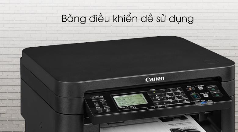 Máy in Laser Canon đa chức năng MF241d - Bảng điều khiển
