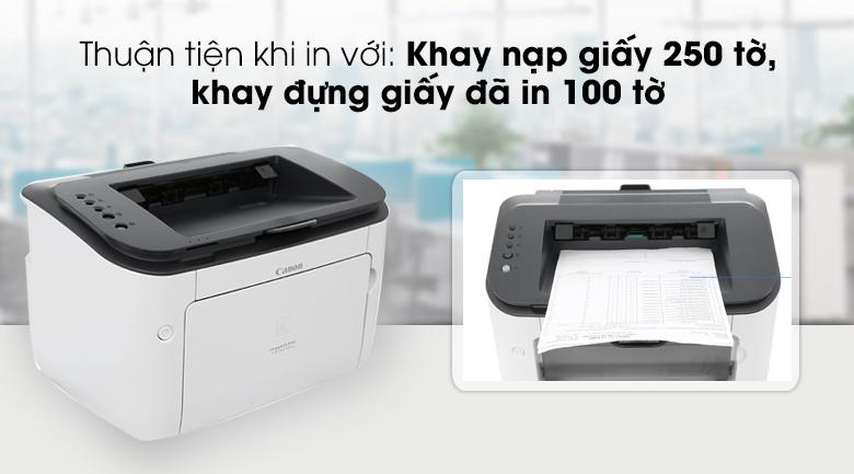 Máy in Lazer Canon LBP6230DN - Khay nạp giấy