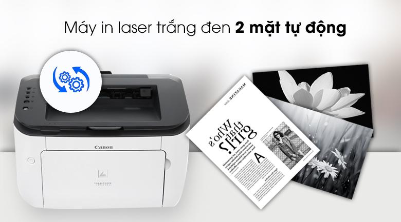 Máy in Lazer Canon LBP6230DN - In 2 mặt