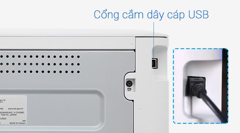 Máy in Laser Canon LBP 6030W Wifi - In có dây