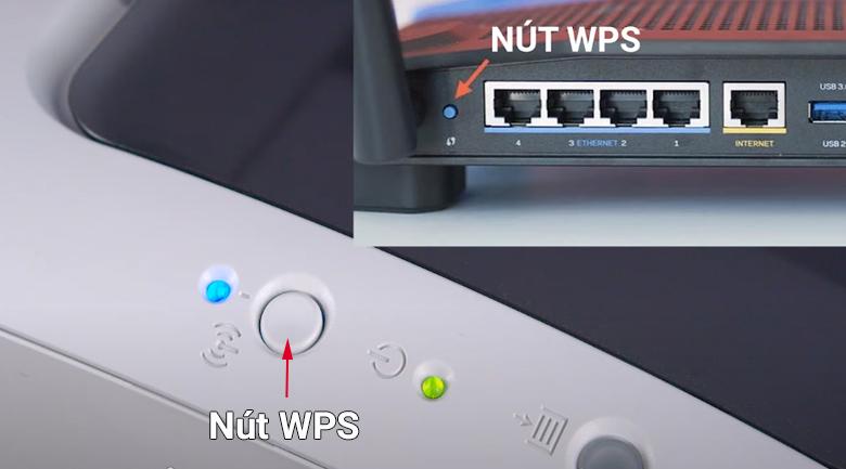 Máy in Laser Canon LBP 6030W Wifi - Kết nối Wifi nhanh cho máy in