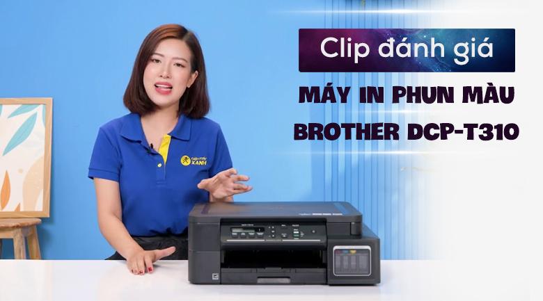 Máy In Phun Màu Brother DCP-T310