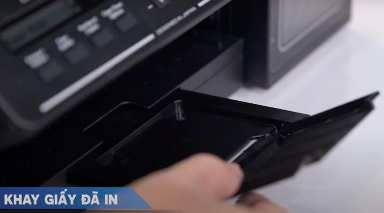 Máy in phun màu đa năng Brother DCP-T310 - Kéo khay đựng giấy