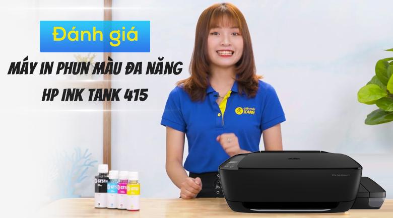Máy In Phun Màu HP Ink Tank 415 WiFi (Z4B53A)