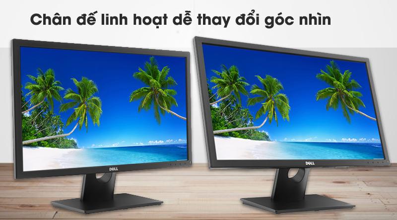 Màn hình LCD Dell có chân đế linh hoạt