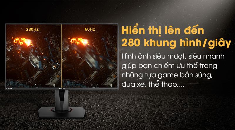 Tần số siêu nhanh LCD ASUS TUF Gaming