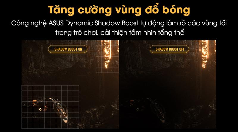 Công nghệ ASUS Dynamic Shadow Boost