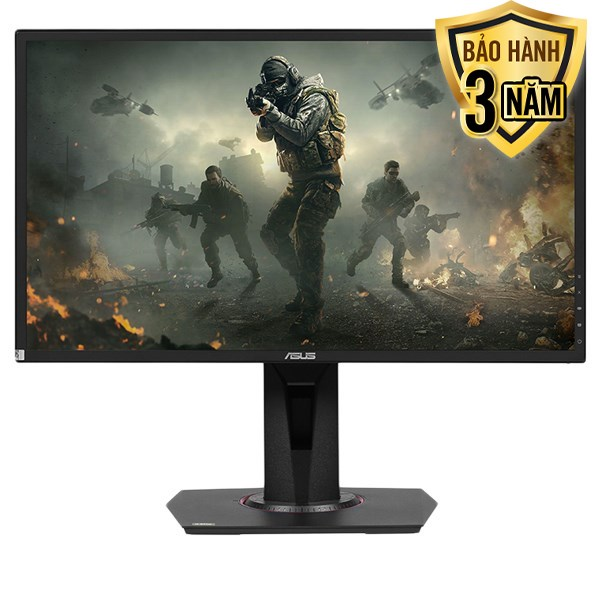 Màn hình máy tính LCD ASUS Gaming 24 inch Full HD 165Hz 0.5ms G-SYNC Compatible (VG248QG)