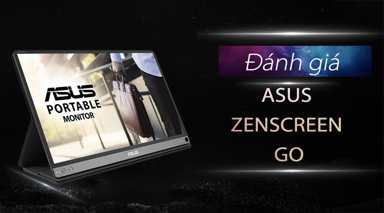 Asus ZenScreen GO 15.6 inch Full HD (MB16AHP)