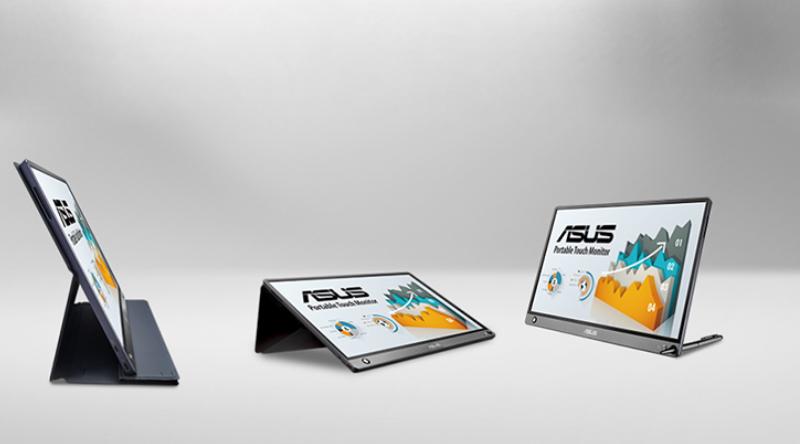 Asus ZenScreen GO 15.6 inch Full HD 5ms (MB16AHP)-Định hướng màn hình