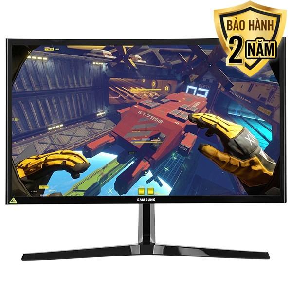 Màn hình máy tính LCD Samsung Gaming 24 inch Full HD 144Hz 4ms (LC24RG50FQEXXV)