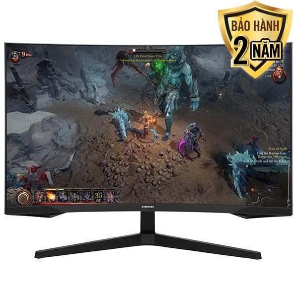 "Samsung LCD Gaming 32 inch WQHD 1ms 144Hz/HDR10 (LC32G55TQWEXXV) 32"""