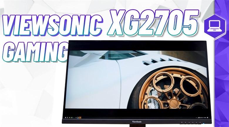 Viewsonic LCD Gaming XG2705 27 inch Full HD 144Hz 1ms