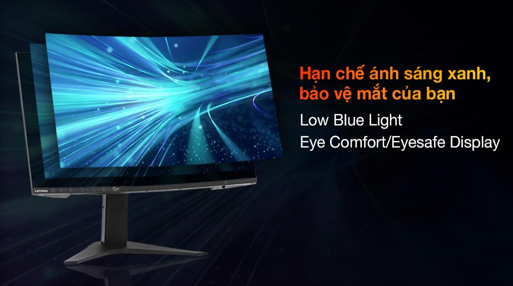 Lenovo LCD Legion Gaming G27c-10 27 inch Full HD 165Hz 1ms (66A3GACBVN) - Lọc ánh sáng xanh