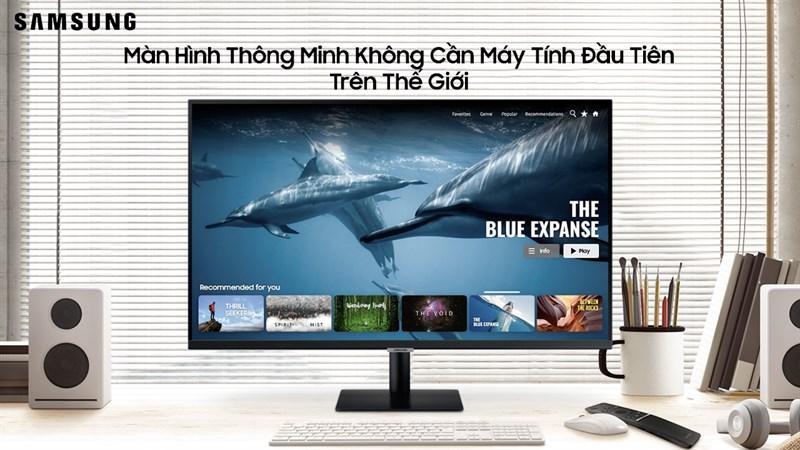 Samsung Smart Monitor M5 32 inch (LS32AM500NEXXV)