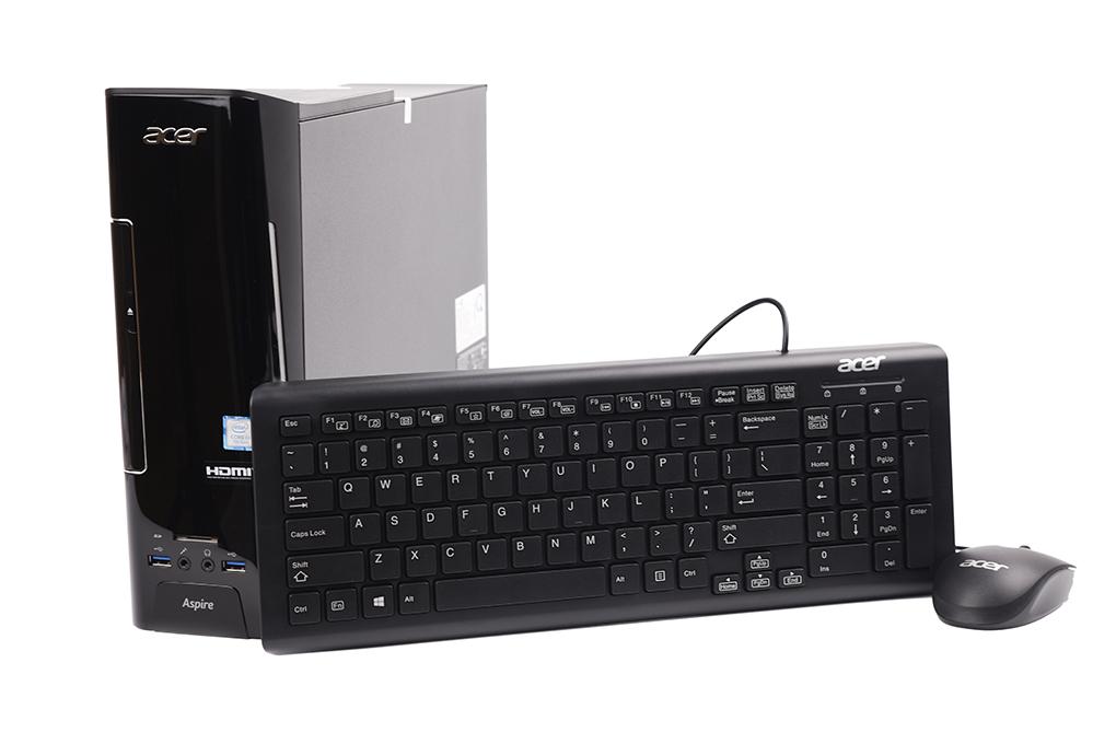 Tặng thêm phần quà hấp dẫn khi mua sản phẩm - Máy tính bộ Acer AXC-780 i5-7400 (DT.B8ASV.004)