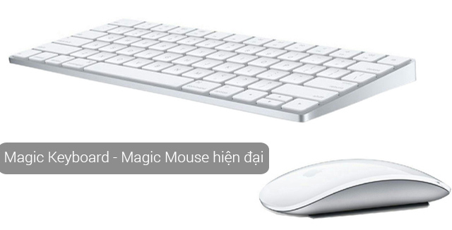 Magic keyboard - mouse